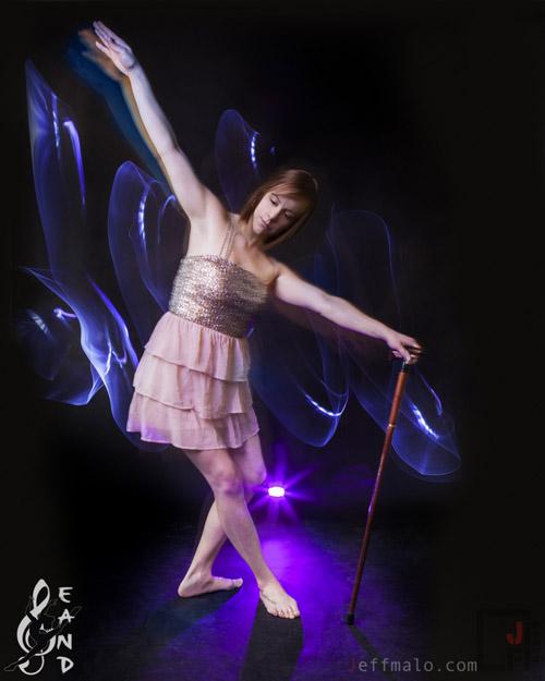 Photo Light Painting 2014