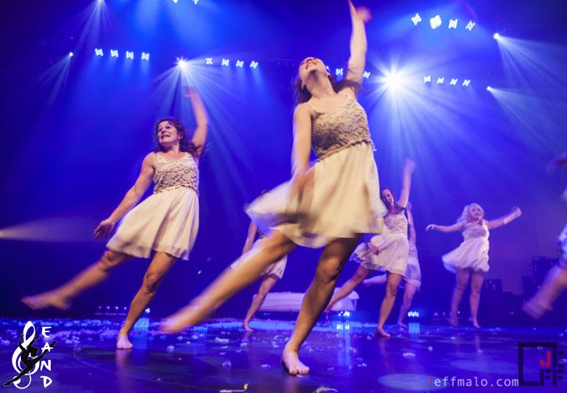 Photos Spectacles École de danse 2014