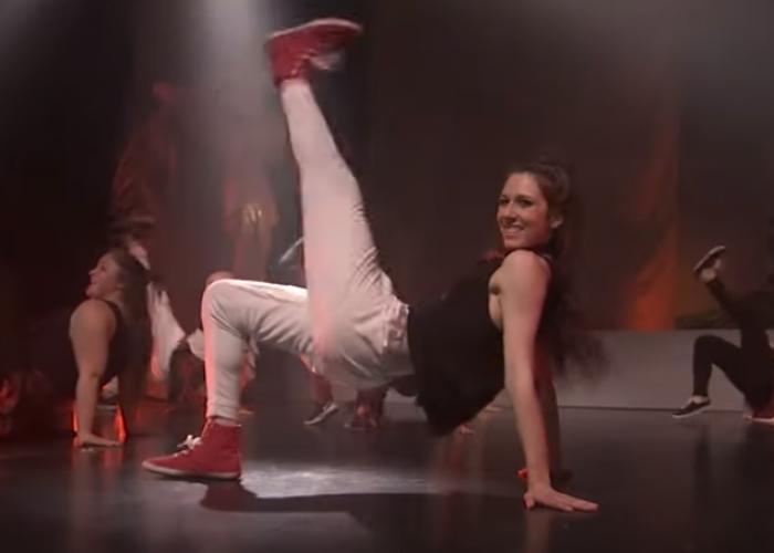 Vidéo École de danse 2016