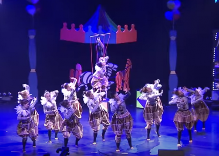 Vidéo École de danse 2015