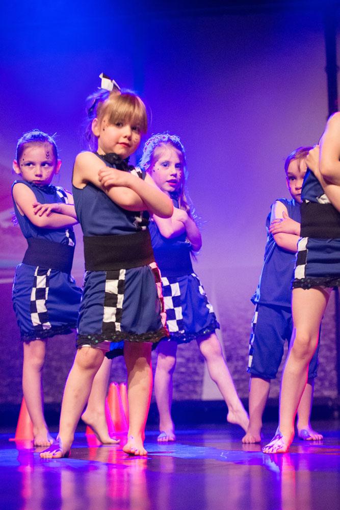 Photos Spectacles École de danse 2018